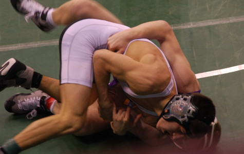 Three BHS Wrestlers Advance to State Tournament
