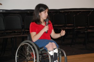 Student Takes Pride in Disability Culture