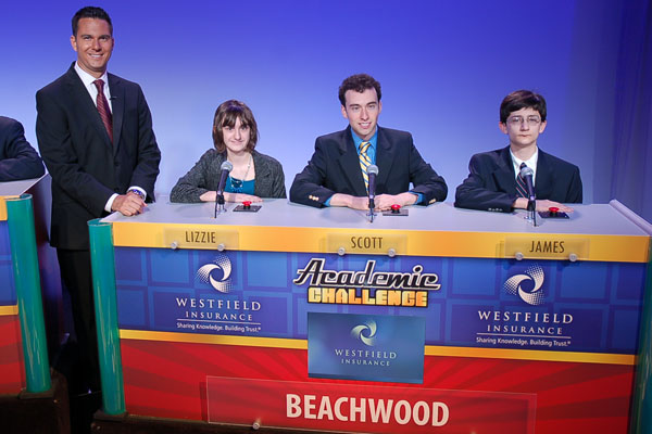 Academic Challenge Team Wins National Championship