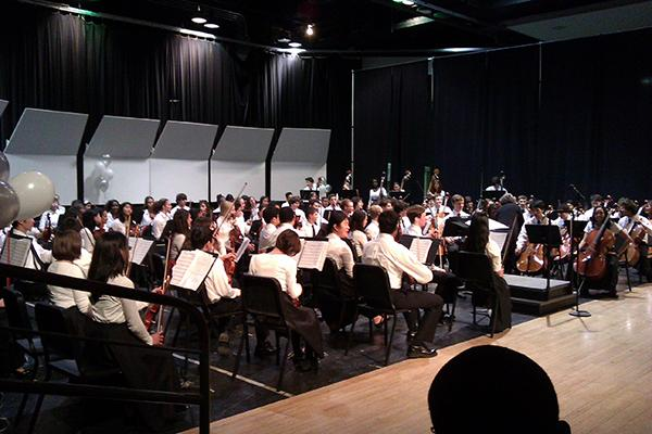 An Evening With the BHS Orchestra and Cleveland City Dance