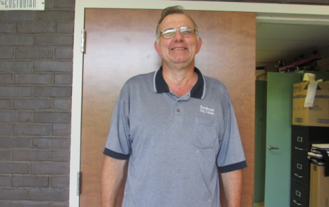 Head Custodian Jeff Hedrick Fills Many Roles
